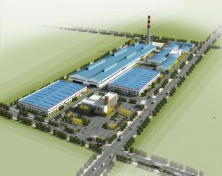 玻璃工厂设计