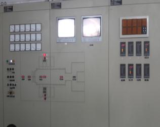 玻璃窑炉自控系统