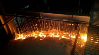 玻璃窯爐熱修工程