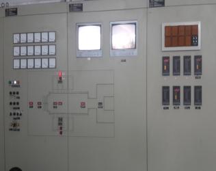 玻璃窯爐自控系統