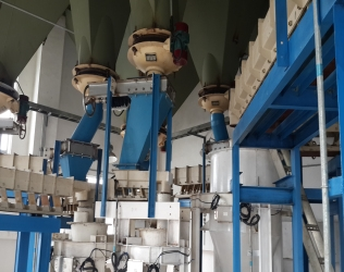 Automatic batching engineering of raw material system